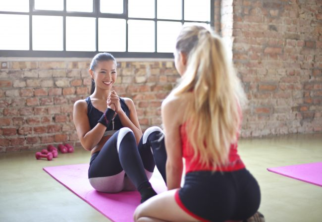 landing page tips for personal trainers