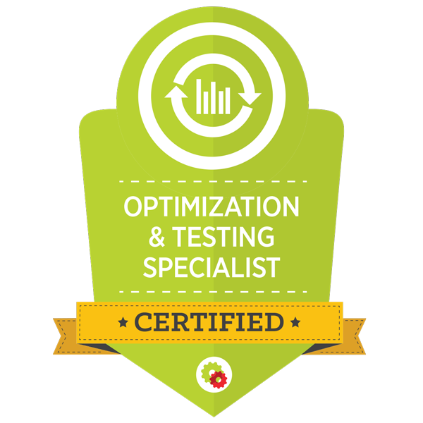 optimization and testing specialist certification for planet convert